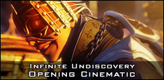 Infinite Undiscovery - Opening Cinematic