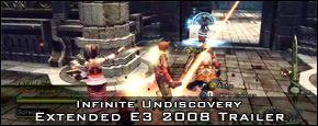 Infinite Undiscovery - Extended E3 2008 Trailer