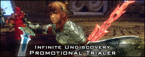 Infinite Undiscovery - Promotional Trialer