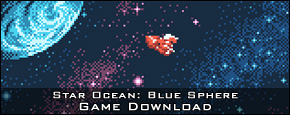Star Ocean: Blue Sphere - Game Download