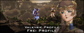 Valkyrie Profile - Frei Character Profile